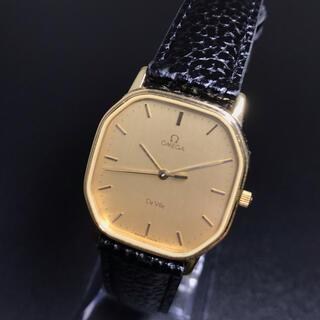 OMEGA - 【良品 稼働品】 オメガ 腕時計 デビル メンズ 3針 ゴールド 確実正規品