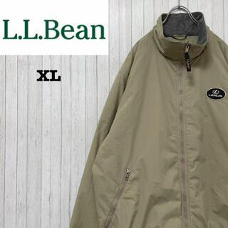 L.L.Bean - エルエルビーン ナイロンジャケット インナーフリース レクサス アウトドア XL