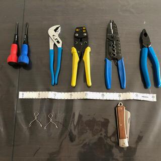 第二種電気工事士 技能試験工具セット おまけつき
