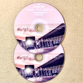 防弾少年団(BTS) - BTS WORLD TOUR SPEAK YOURSELF 長居 DVD 2枚組