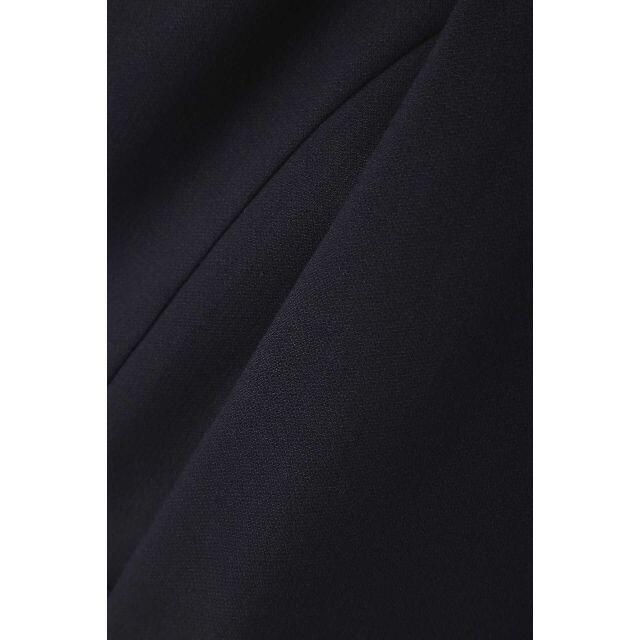 NATURAL BEAUTY BASIC(ナチュラルビューティーベーシック)のNATURAL BEAUTY BASIC [洗える]リネン混ノーカラージャケット レディースのジャケット/アウター(ノーカラージャケット)の商品写真
