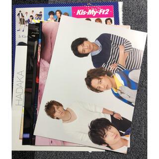 キスマイフットツー(Kis-My-Ft2)のキスマイピンナップセット(アイドルグッズ)