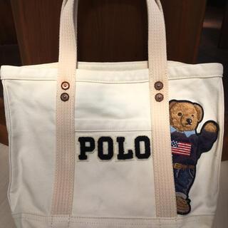 POLO RALPH LAUREN - ラルフローレン ポロベアトートバッグ