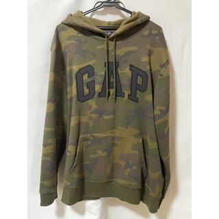 GAP - GAP パーカー 迷彩