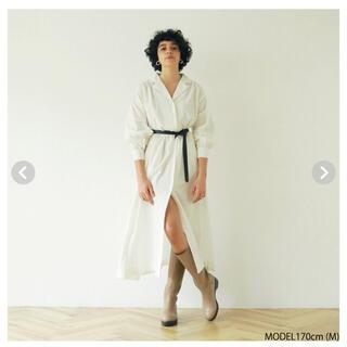 SeaRoomlynn - SeaRoomlynn コットンWASHマルチシャツドレス