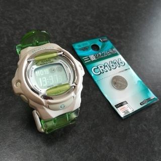 ベビージー(Baby-G)の【CASIO】Baby-G 腕時計 (電池付き)(腕時計)