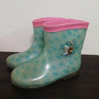 ディズニー(Disney)の長靴 16センチ ディズニー アナと雪の女王(長靴/レインシューズ)