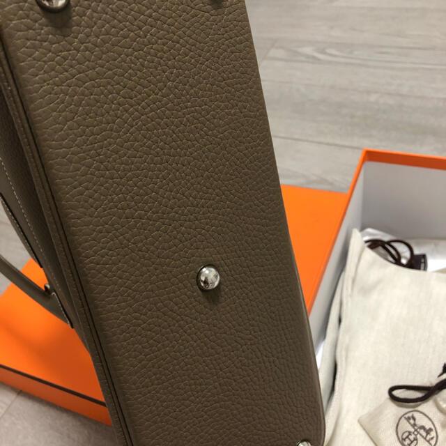 Hermes(エルメス)のエルメス♡ボリード31♡エトゥープ♡2018年 レディースのバッグ(ハンドバッグ)の商品写真