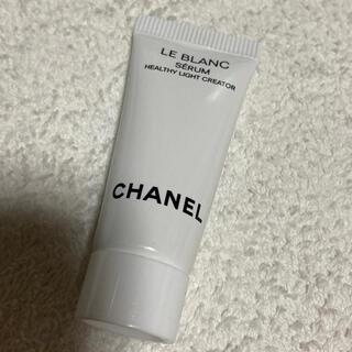 CHANEL - CHANEL シャネル ル ブラン セラム HLCS 美容液 サンプル