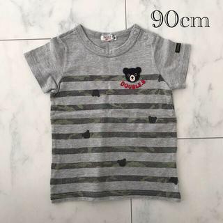 DOUBLE.B - 90cm DOUBLE.B 半袖Tシャツ