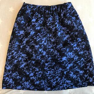 INDIVI - 膝丈スカート
