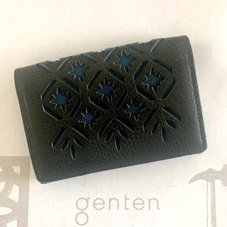 genten - ゲンテン カードケース キリコ