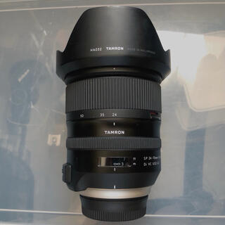 TAMRON - TAMRON SP 24-70mm F2.8 Di VC USD G2 ニコン用