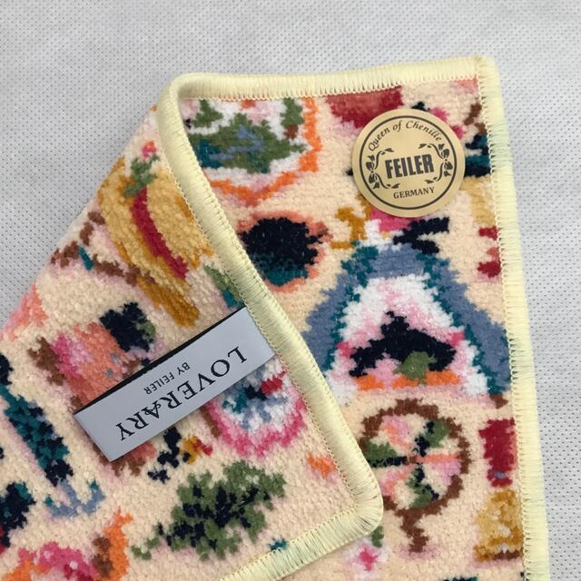 FEILER(フェイラー)のフェイラー バカンスドエマ タオルハンカチ レディースのファッション小物(ハンカチ)の商品写真