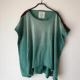 ゴートゥーハリウッド(GO TO HOLLYWOOD)のゴートゥーハリウッドカットソーTシャツL(Tシャツ/カットソー)