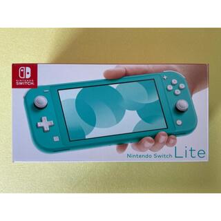 Nintendo Switch - Nintendo Switch Lite ターコイズ 本体