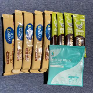 ネスレ(Nestle)のEお母さん 抹茶ラテ ミルクアップブレンド(その他)