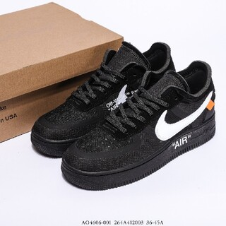 Nike OFF-WHITE x Air Force 1 OW
