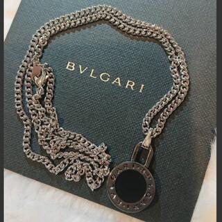ブルガリ(BVLGARI)の【正規 未使用】BVLGARI チャーム ネックレス 3㎜50cm メンズチェー(ネックレス)