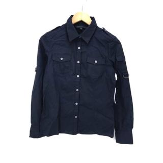 マークジェイコブス(MARC JACOBS)のMARC JACOBS(マークジェイコブス) エポーレット ボタンシャツ(シャツ/ブラウス(半袖/袖なし))