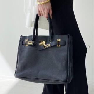 L'Appartement DEUXIEME CLASSE - SITA PARANTICA シータパランティカ Tote Bag ブラック