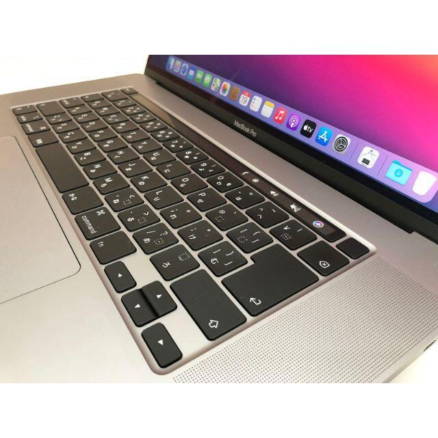 Apple(アップル)のApple★MacBook Pro 16inch i9/16GB/1TB スマホ/家電/カメラのPC/タブレット(ノートPC)の商品写真