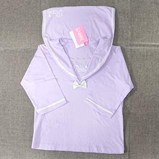 ロニィ(RONI)の137~145cm RONIセーラーTシャツ(Tシャツ/カットソー)