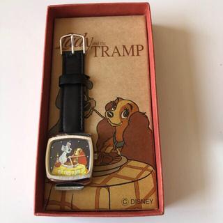Disney - ディズニー わんわん物語 腕時計