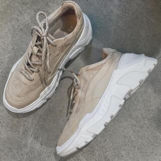 新品★TRUNC88★Volume Sole Sneaker