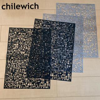 チルウィッチ chilewich ランチョンマット4枚セット