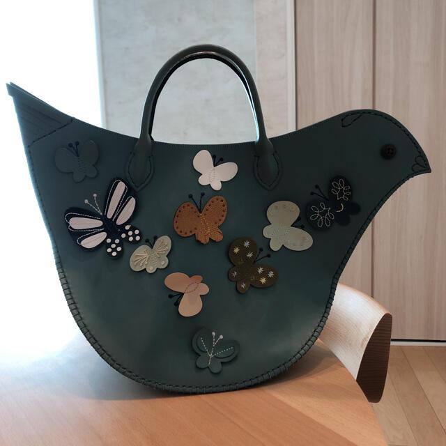 mina perhonen(ミナペルホネン)のミナペルホネン  トリバッグ tori bag レディースのバッグ(ハンドバッグ)の商品写真