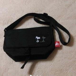 SNOOPY - 未使用 スヌーピー×ロゴス メッセンジャーバッグ