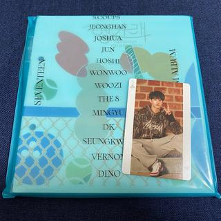 セブンティーン(SEVENTEEN)のSEVENTEEN セブチ ヘンガレ CD ホシ トランプ HMV トレカ(K-POP/アジア)