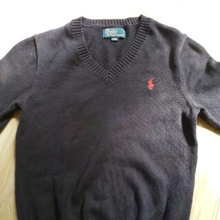 ラルフローレン(Ralph Lauren)のラルフローレン  セーター  140センチ(ニット)