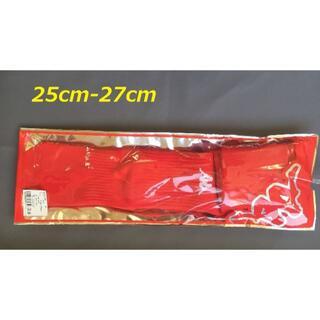 カッパ(Kappa)のKappa/25cm~27cm カッパ サッカー ストッキング RED (ウェア)