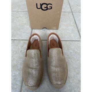 UGG - UGG ゴールド シューズ