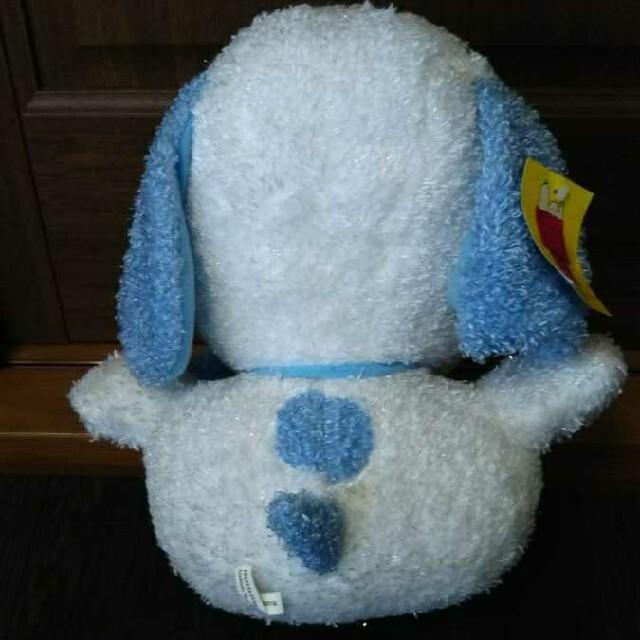 SNOOPY(スヌーピー)の新品 タグつき スヌーピー snoopy ビッグ ぬいぐるみ 吸盤つき エンタメ/ホビーのおもちゃ/ぬいぐるみ(ぬいぐるみ)の商品写真