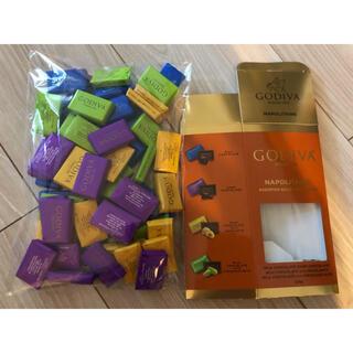 コストコ - ●ゴディバ  GODIVA ナポリタンチョコレート詰め合わせ1箱 55個