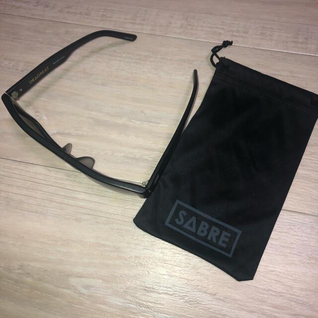 SABRE(セイバー)のSABRE  DEAD BEAT セイバー ミラー サングラス メンズのファッション小物(サングラス/メガネ)の商品写真