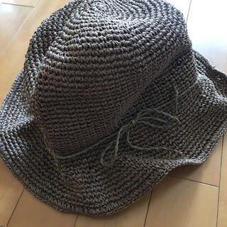 ビューティアンドユースユナイテッドアローズ(BEAUTY&YOUTH UNITED ARROWS)の日除け 帽子(麦わら帽子/ストローハット)