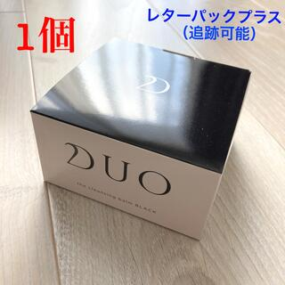 【新品】 DUO デュオザクレンジングバーム ブラック 1個 90g