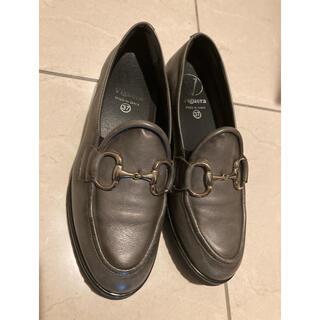 トゥモローランド(TOMORROWLAND)のローファー viguera スペイン製 シューズ 37(ローファー/革靴)