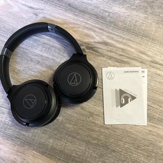 オーディオテクニカ(audio-technica)のオーディオテクニカ ヘッドフォン ATH-S200BT(ヘッドフォン/イヤフォン)