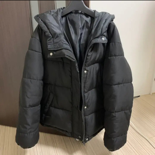 GRL - GRL 黒 ダウンジャケット Mサイズ