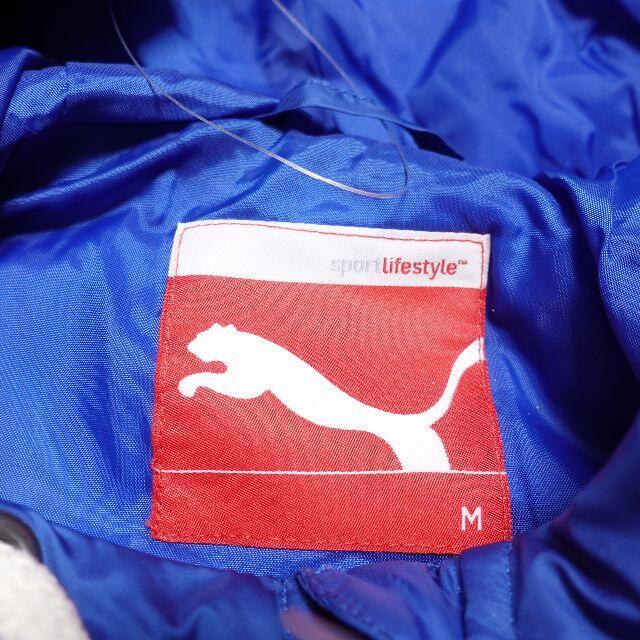 PUMA(プーマ)のPUMA ダウン メンズ ブルー メンズのジャケット/アウター(ダウンジャケット)の商品写真