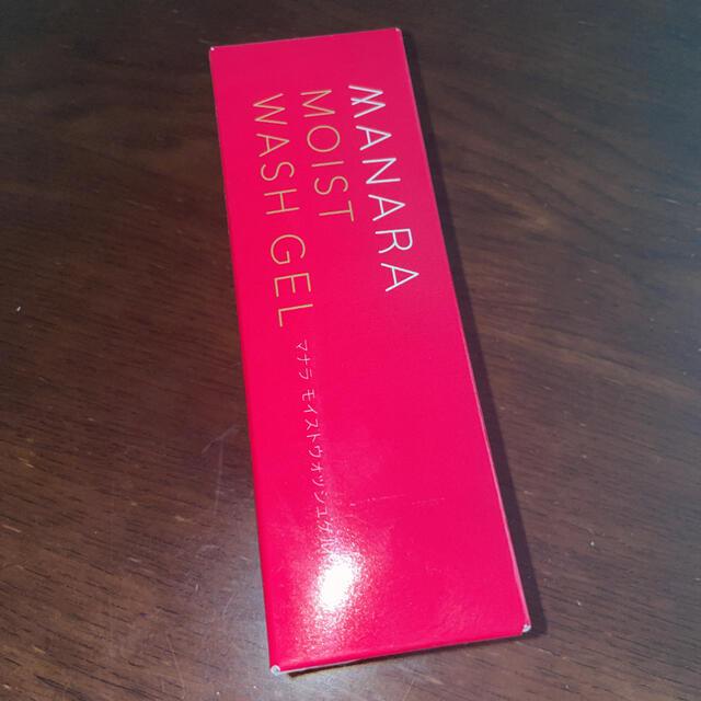 maNara(マナラ)のマナラ モイストウォッシュゲル コスメ/美容のスキンケア/基礎化粧品(洗顔料)の商品写真