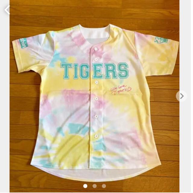 MIZUNO(ミズノ)の阪神タイガース ユニフォーム スポーツ/アウトドアの野球(応援グッズ)の商品写真