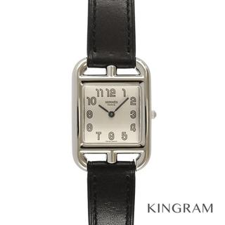 Hermes - エルメス ケープコッド  レディース腕時計
