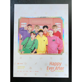 bts happy ever after 4th MUSTER Blu-ray