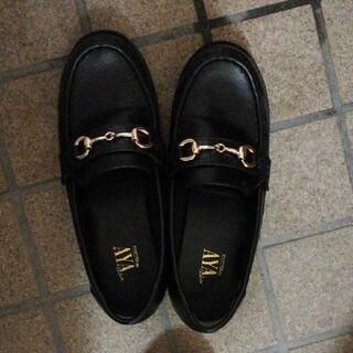 シマムラ(しまむら)のビットローファー(ローファー/革靴)